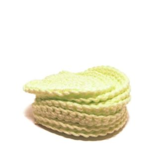 forest fragrances - accessoires - wattenschijfjes - groen - stacked