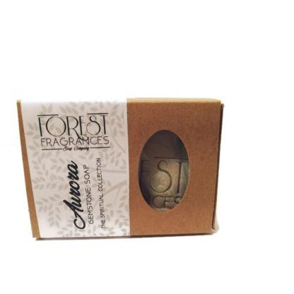 forest fragrances - gemstonesoaps - body - aurora - wrapped
