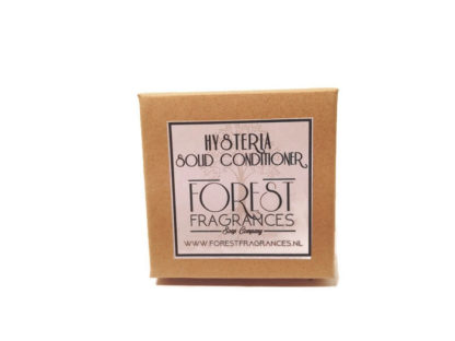 forest fragrances - hair care - conditioner - hysteria - boxed
