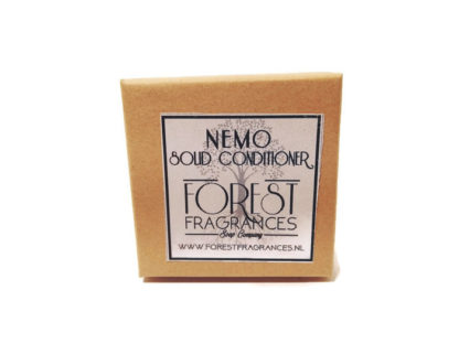 forest fragrances - hair care - conditioner - nemo - boxed