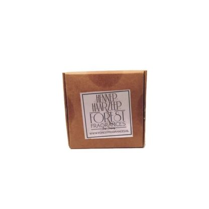 forest fragrances - hair care - solid shampoo - hennep - boxed