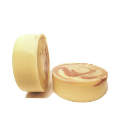 forest fragrances - hair care - solid shampoo - hennep - side