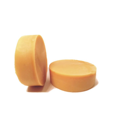 forest fragrances - hair care - solid shampoo - never enough - side