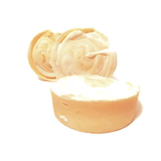 forest fragrances - hair care - solid shampoo - orange aloe - three