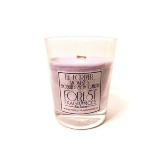forest fragrances - home fragrances - candle - forever moments - single