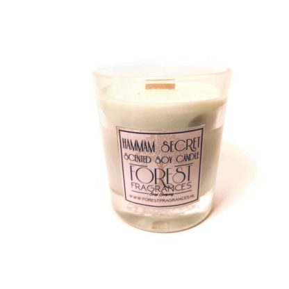 forest fragrances - home fragrances - candle - hamam secret - single