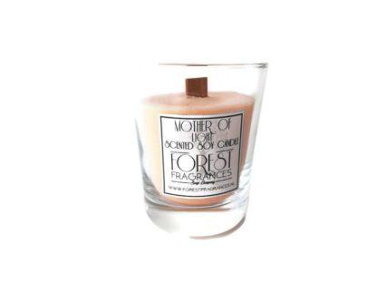 forest fragrances - home fragrances - soy candles - mother of light - single