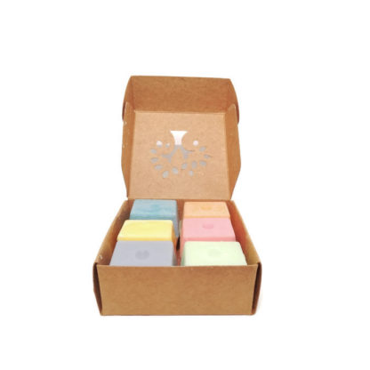 forest fragrances - home fragrances - waxmelts - boxed