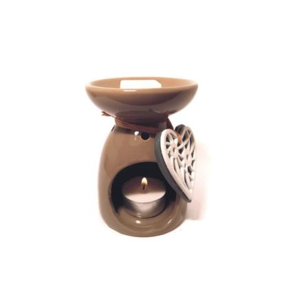 forest fragrances - home fragrances - waxmelts - white- burner