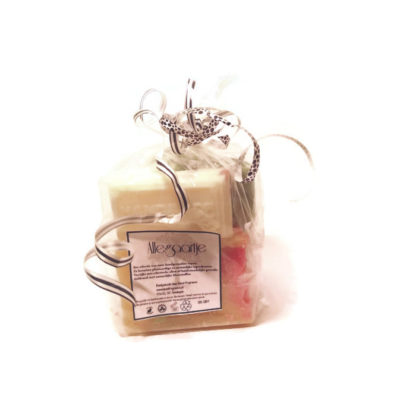 forest fragrances - soaps - body - allegaartje - wrapped