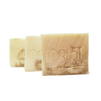 forest fragrances - soaps - body - cucumber & calendula - three