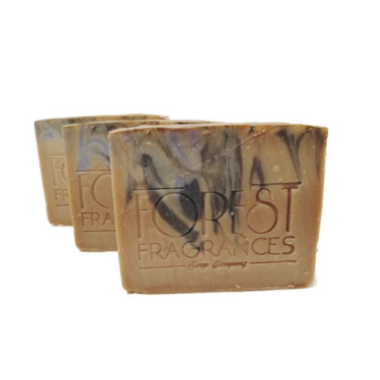forest fragrances - soaps - body - dragon's blood - three