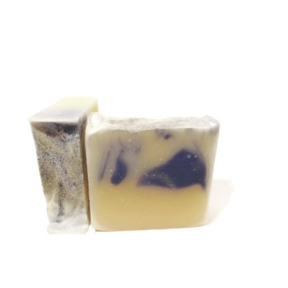 forest fragrances - soaps - body - fresh winter - side