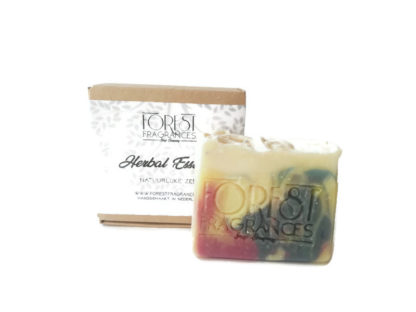 forest fragrances - soaps - body - herbal essence - box