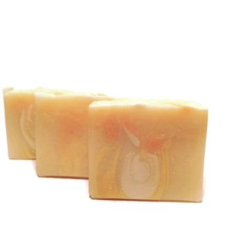 forest fragrances - soaps - body - orange -three