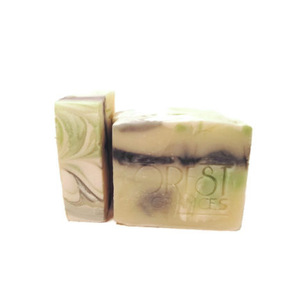 forest fragrances - soaps - body - paradise - side