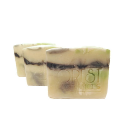 forest fragrances - soaps - body - paradise - three