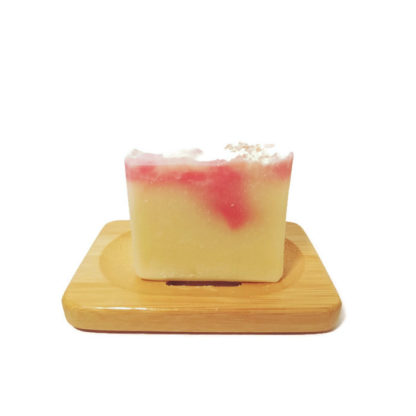 forest fragrances - soaps - body - pretty in pink - dish