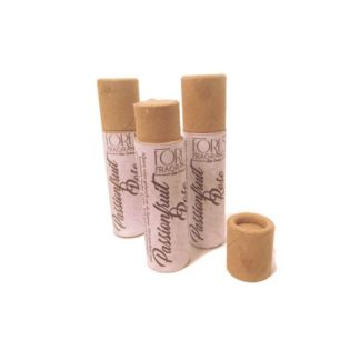 forest fragrances - bath & body - lipbalm - passionfruit rose - uncapped
