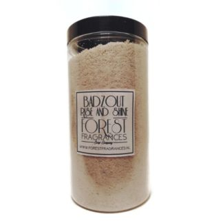 forest fragrances - bath salt - rise and shine