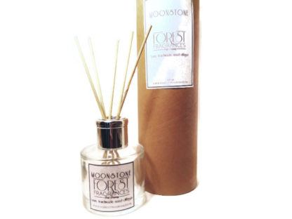 forest fragrances - home fragrances - reed diffuser - moonstone - one