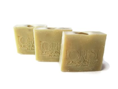 forest fragrances - soaps - body - pacific pearl - three