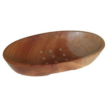 zeepschaaltje-mahonie-ovaal-rand