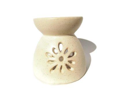 forest fragrances - accessoires - oliebrander - keramiek - bloem