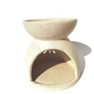 forest fragrances - accessoires - oliebrander - keramiek - spikkels