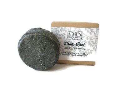 forest fragrances - hair care - solid shampoo - panta rhei - boxed
