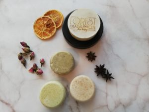 forest fragrances - blog - haarzeep en solid shampoo