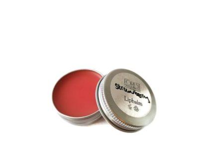 forest fragrances - bath & body - lippenbalsem - aardbei