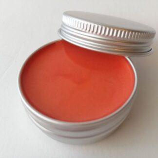 forest fragrances - bath & body - lippenbalsem - passievrucht rozen - close up