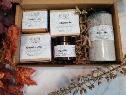 Forest Fragrances - Gift Boxes - The Festive Giftbox - Kerstcadeau
