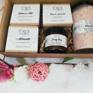 Forest Fragrances - Gift Boxes - The Love Giftbox - Valentijnscadeau