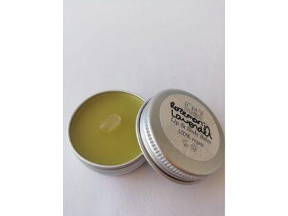 forest fragrances - bath & body - vegan lippenbalsem en body balsem - lavendel rozemarijn