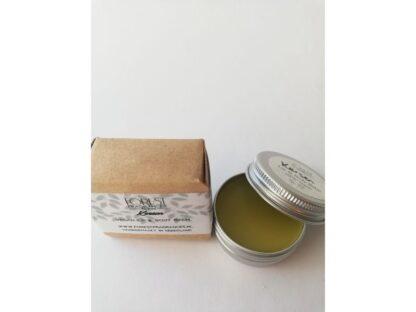 forest fragrances - bath & body - vegan lippenbalsem en body balsem - kersen - verpakt