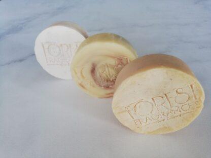 forest fragrances - combi deal - drie natuurlijke haarzepen