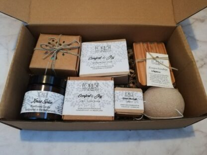 forest fragrances - gift boxes - winter wellness - giftbox - kerstpakket