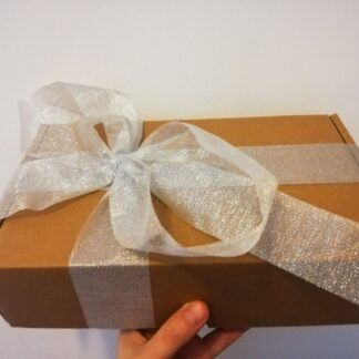 Forest Fragrances - Cadeauverpakking - Giftbox kraft met lint