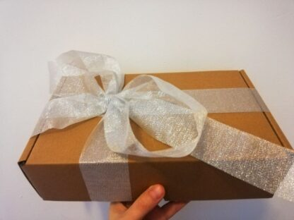 Forest Fragrances - Cadeauverpakking - Giftbox kraft met lint