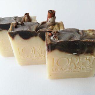 forest fragrances - zeep - kruidenzeep - patchouli kaneel kruidnagel