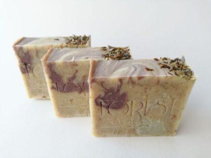 forest fragrances - zeep - kruidenzeep - ylang ylang lavendel rozemarijn