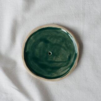 forest fragrances - accessoires - zeepschaaltjes - rond - groen