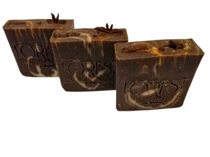forest fragrances - zeep - seizoenszeep - christmas spice - kaneel - kruidnagel - nootmuskaat - laurier
