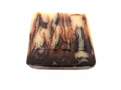 forest fragrances - zeep - seizoenszeep - mint chocolate - natuurlijke zeep